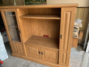 FREE ENTERTAINMENT CENTER for Sale in Buffalo, NY