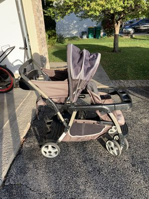 Graco Double Stroller for Sale in Plainfield, IL