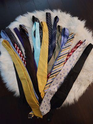 Lot of Men's Ties (20) for Sale in Tampa, FL