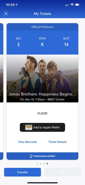 Jonas brothers floor for Sale in West Palm Beach, FL