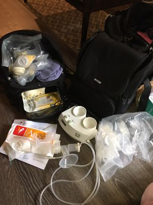 2 breast pumps all accessories included for Sale in Katy, TX