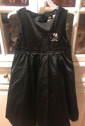 Hello Kitty black dress - size 7-8 Y for Sale in Norwalk, CA