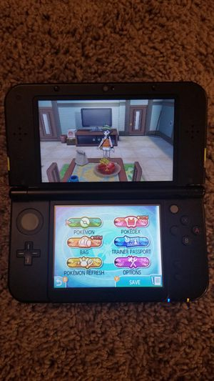 Nintendo New 3DS XL with preinstalled games for Sale in UPPER ARLNGTN, OH