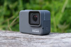 Go pro hero 7 silver for Sale in Fort Lauderdale, FL