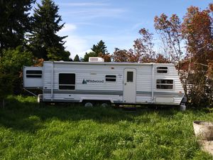 2002 Wildwood 27 foot bunk for Sale in Tacoma, WA