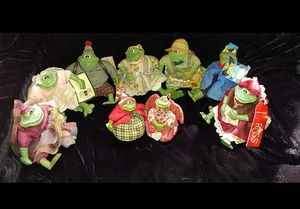 Vintage Russ Berrie Kathleen Kelly Critter Factory Collection for Sale in Jacksonville, FL