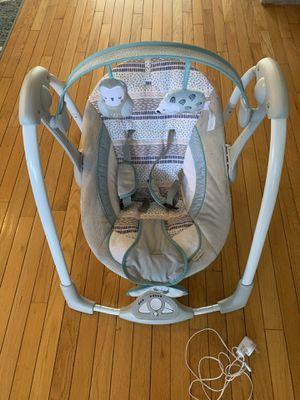 Ingenuity Power Adapt Portable Swing for Sale in Herndon, VA