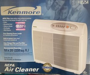 **BRAND NEW IN BOX**Kenmore Hepa Air Filter for Sale in Rancho Cordova, CA