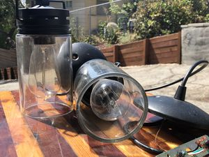 Pair of pendant lights for Sale in Los Angeles, CA