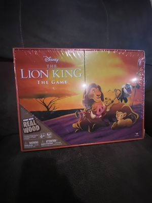 Lion king board game for Sale in Loomis, CA