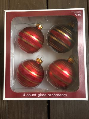 Glass Ornaments for Sale in Raleigh, NC