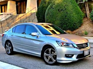 maintained 2O13 Honda Accord EX-L for Sale in South Attleboro, MA