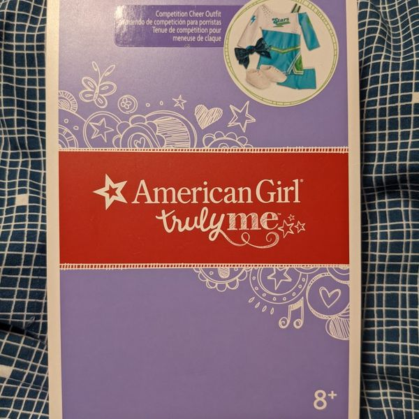 American Girl Competition Cheer Set