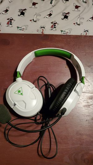 Turtle Beach Recon 50x Wired Headset for Sale in Riverside, CA