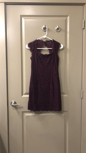 Adrian Pappell cocktail dress size 4P for Sale in Charlotte, NC