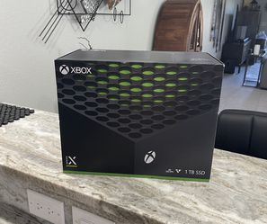🔥Brand New XBOX Series X - Sealed/Ready For Pick-up ✅ for Sale in Fort Lauderdale,  FL