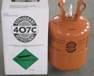 Freon r407C refrigerant Work for R22 for Sale in San Marcos,  CA