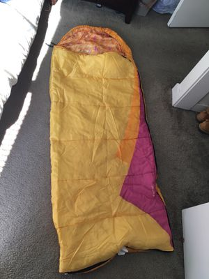 Girls youth Sleeping bags for Sale in Denver, CO