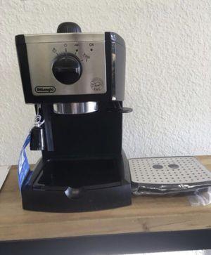DeLonghi Espresso and Cappuccino Machine EC155. for Sale in Seal Beach, CA