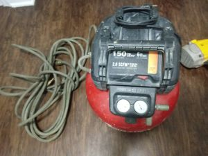 Air Compressor 6 Gallons (pick up only ) for Sale in Columbus, OH