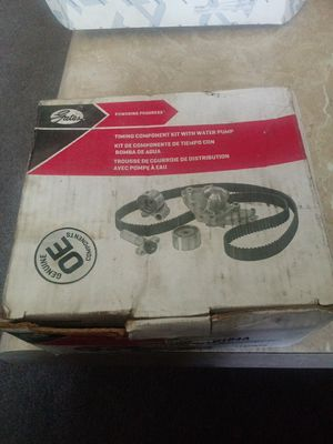 GATES Timing Belt/Water Pump Kit #TCKWP184A for Sale in Bloomingdale, IL
