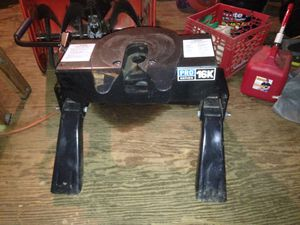 Pro Series 5th Wheel Hitch for Sale in Plymouth, CT