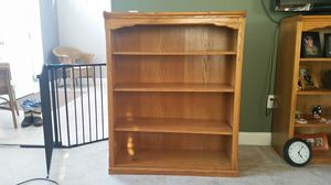 Solid wood bookshelves for Sale in Mont Vernon, NH