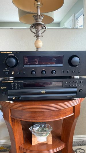Marantz Receiver and Disc changer for Sale in Chula Vista, CA