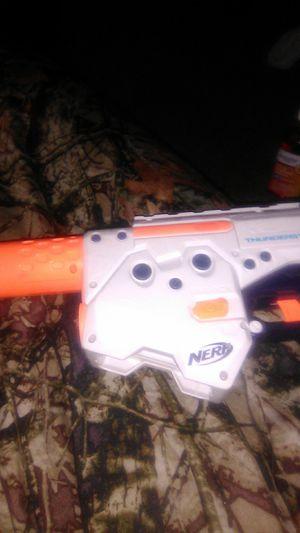 Nerf thunderstorm gun for Sale in Bethany, OK