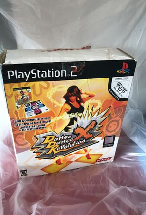 Ps2 dance game for Sale in Poinciana, FL