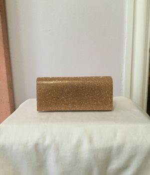Rose gold evening bag for Sale in Dallas, TX