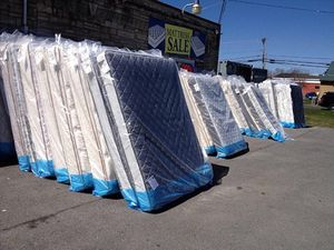 Twin Mattress We Have All Sizes NEW for Sale in undefined