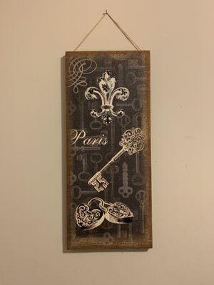 Paris Canvas for Sale in Lynchburg, VA