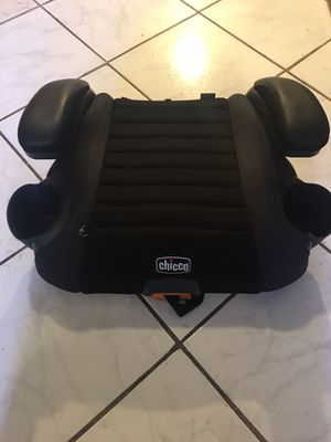 Chico booster car seat for Sale in Montclair, CA