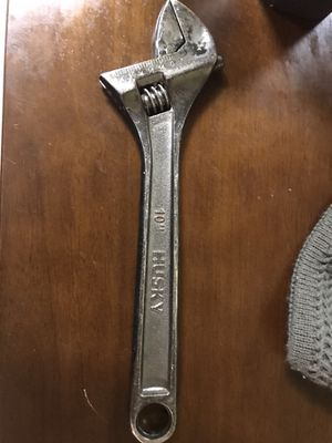 10 inch husky wrench for Sale in Brooklyn, OH