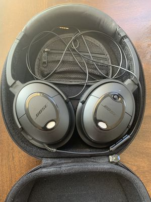 Bose noise cancelling headphones for Sale in San Francisco, CA