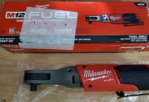 Milwaukee 3/8 Ratchet Price Firm for Sale in San Pedro, CA