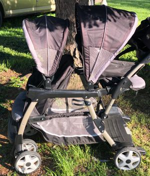 Graco Joovy Double Stroller for Sale in St. Louis, MO