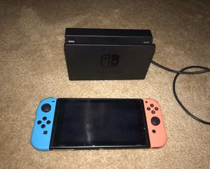 Nintendo Switch for Sale in Greenville, NC