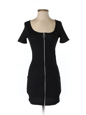 Black Zara ZIP Dress Small for Sale in Douglasville, GA