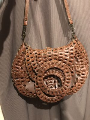 Patricia Nash Leather Shoulder Bag for Sale in Prineville, OR