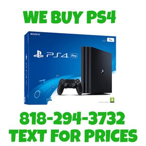 SONY PS4 - APPLE WATCH - IPAD - IPHONE - APPLE TV - for Sale in Miami, FL