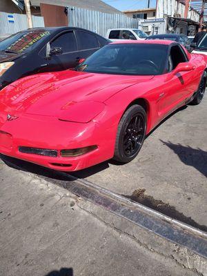 2004 Chevy Corvette z06 for Sale in Vernon, CA