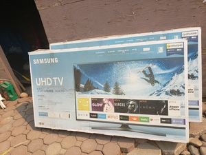 Samsung 55 inch tv for Sale in Fresno, CA