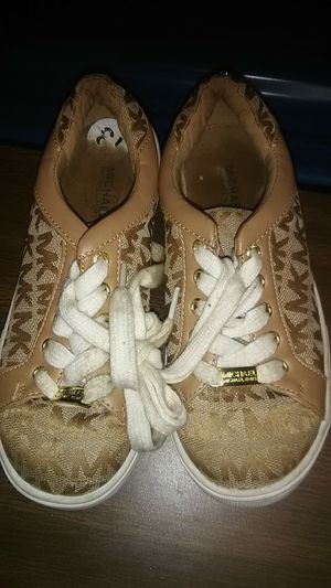 Size 13 child MK Michael Kors tennis shoes sneakers for Sale in Takoma Park, MD