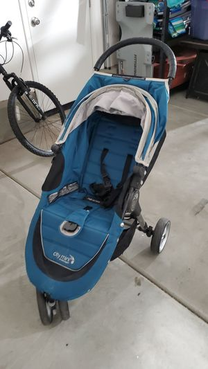 Stroller - City Mini by Baby Jogger for Sale in Temecula, CA
