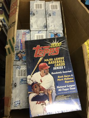 Baseball cards lot for Sale in Bronx, NY