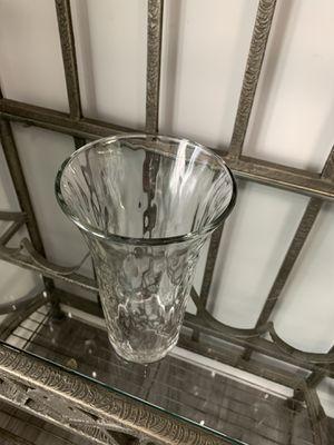 Glass vase for Sale in Virginia Beach, VA