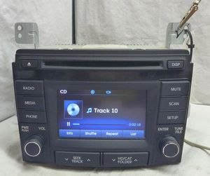 2012-2014 Hyundai Sonata OEM Radio CD Player 96180-3Q8004X for Sale in Orlando, FL