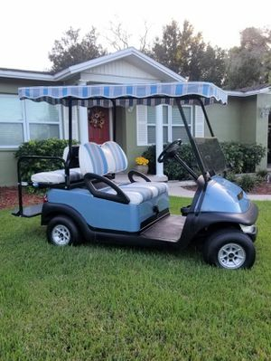 Beautiful Club Cart Precedent for Sale in Dade City, FL